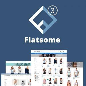 Flatsome Multi-Purpose Responsive GPL Theme
