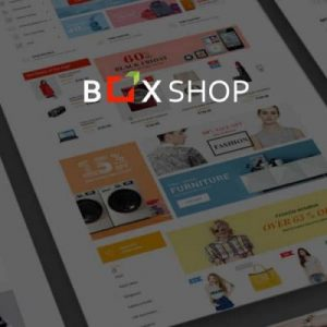 BoxShop Responsive WooCommerce WordPress Theme