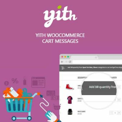 YITH WooCommerce Cart Messages Premium Plugin