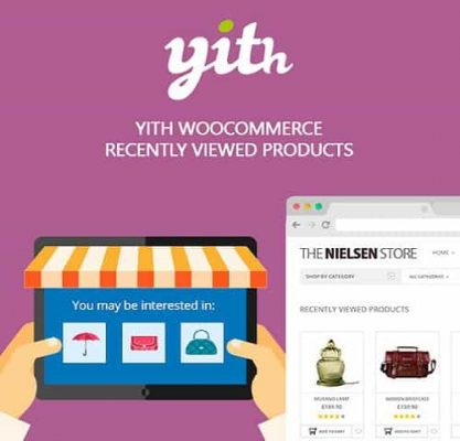 YITH WooCommerce Recently Viewed Products Premium Plugin