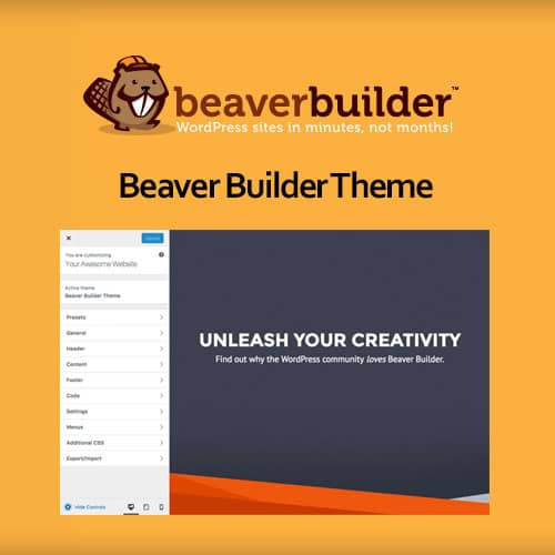 Beaver Builder Them