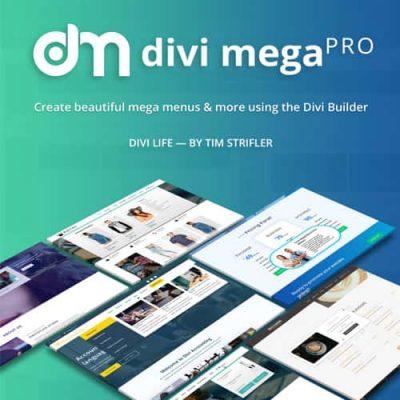 DiviLife Divi Mega Pro