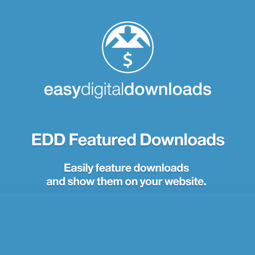 Easy Digital Downloads Featured Downloads