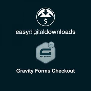 Easy Digital Downloads Gravity Forms Checkout