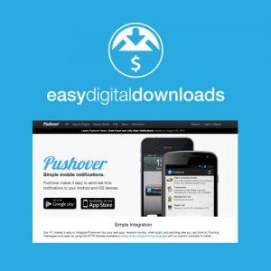 Easy Digital Downloads Pushover Notifications