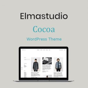 ElmaStudio Cocoa WordPress Theme