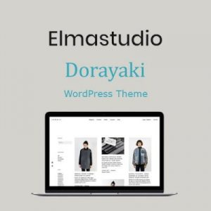 ElmaStudio Dorayaki WordPress Theme