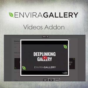 Envira Gallery Videos Addon