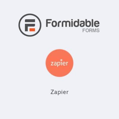 Formidable Forms Zapier