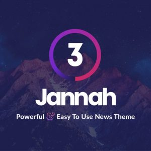 Jannah News Newspaper Magazine News AMP BuddyPress