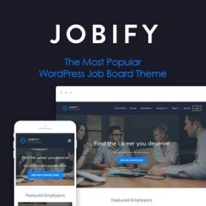 Jobify The Most Popular WordPress Job Board ThemeJobify The Most Popular WordPress Job Board Theme