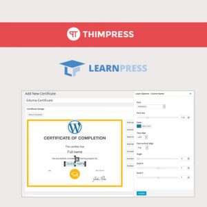 LearnPress Certificates