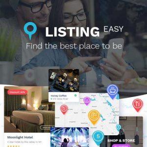 ListingEasy Directory WordPress Theme
