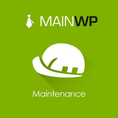 MainWP Maintenance