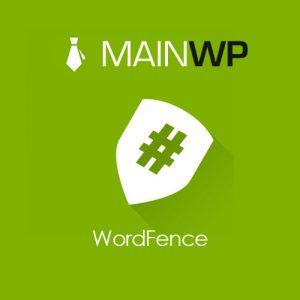 MainWP WordFence