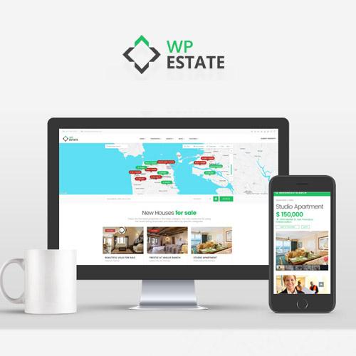 Real Estate WP Estate Theme