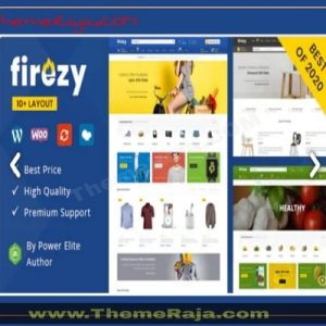 firezy Multipurpose WooCommerce Theme