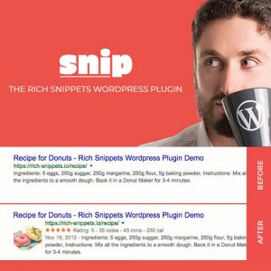 Snip The Rich Snippets