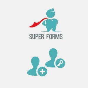 Super Forms – Register & Login