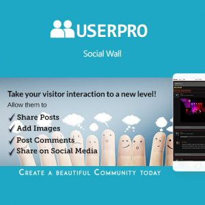 UserPro Social Wall Add