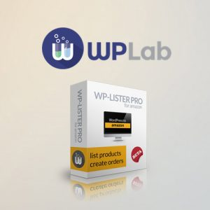 WP-Lister Pro for Amazon by WP Lab