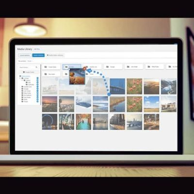 WP Media Folder –Media Library with Folders