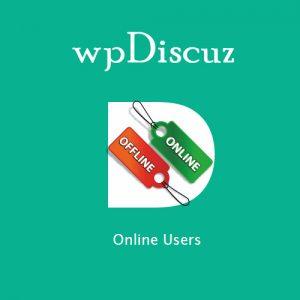 wpDiscuz Online Users
