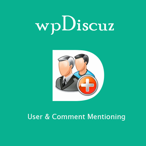 wpDiscuz User & Comment Mentioning