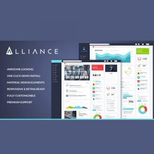 Alliance | Intranet & Extranet WordPress Theme