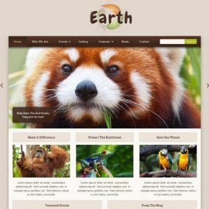 Nonprofit WordPress Theme