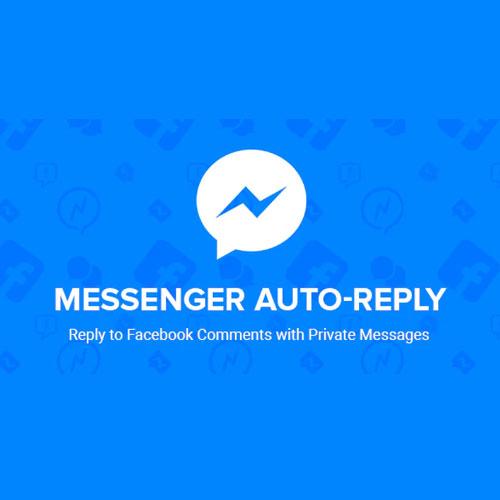 Facebook Messenger Auto-Reply