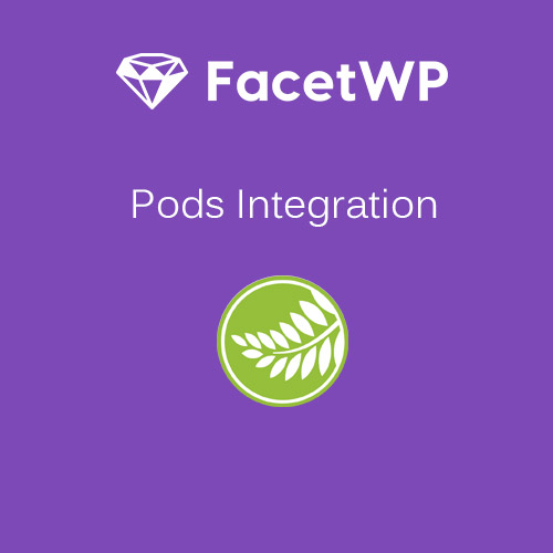 FacetWP – Pods Integration
