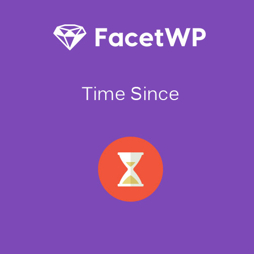 FacetWP – Time Since