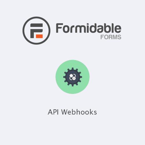 Formidable Forms – API Webhooks