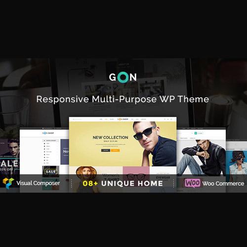 Boo | Responsive Multi-Purpose WordPress Theme