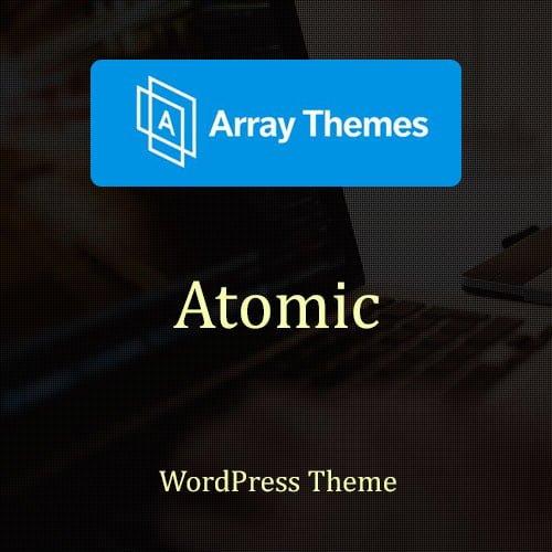 Array Themes Atomic WordPress Theme