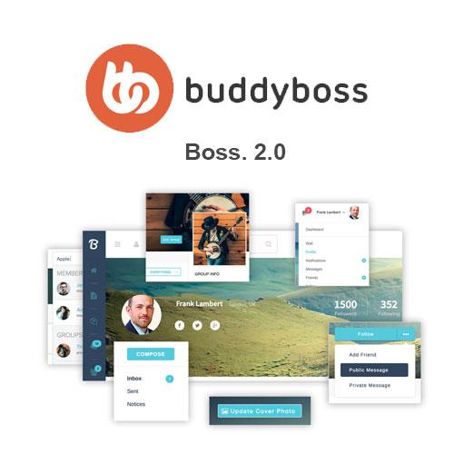 BuddyPress – Boss