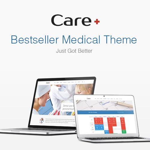 Care – Medical and Health Blogging WordPress Theme
