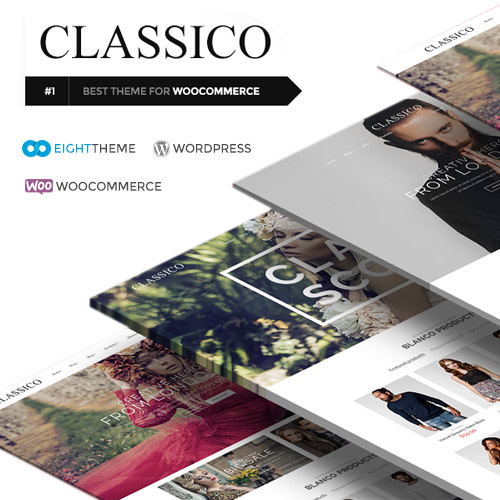 Classico – Responsive WooCommerce WordPress Theme
