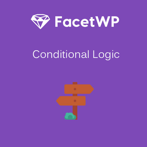 FacetWP – Conditional Logic
