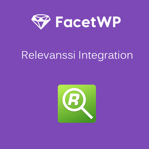 FacetWP – Relevanssi Integration
