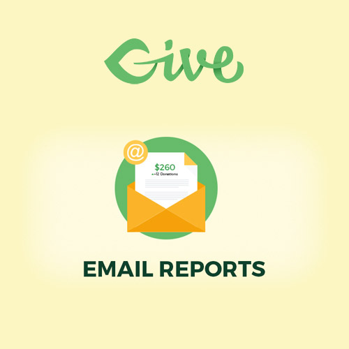 Give – Email Reports