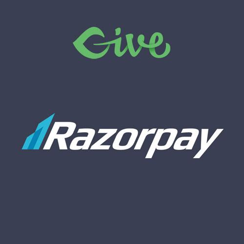 Give – Razorpay Gateway