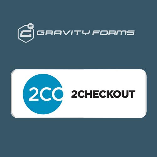 Gravity Forms 2Checkout Addon