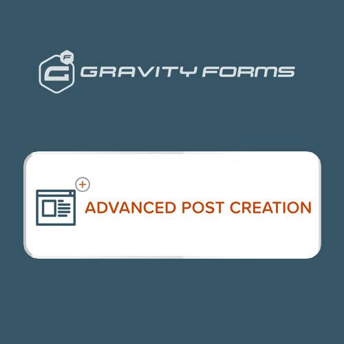 Gravity Forms Advanced Post Creation Addon