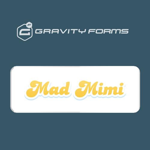 Gravity Forms Mad Mimi Addon
