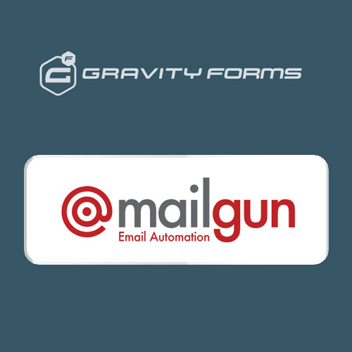 Gravity Forms Mailgun Addon
