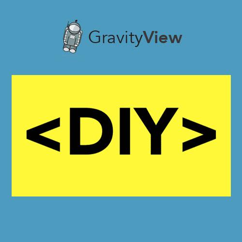 GravityView – DIY Layout