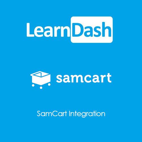 LearnDash LMS SamCart Integration