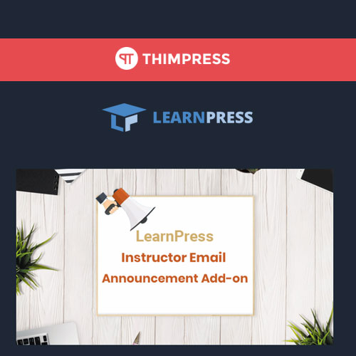 LearnPress – Announcements Addon